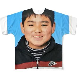 12歳 Full graphic T-shirts