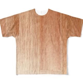 年輪 Full Graphic T-Shirt