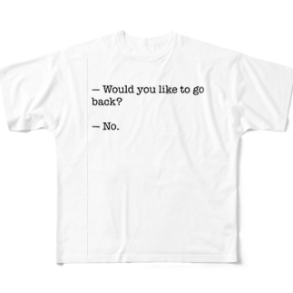 hck Full graphic T-shirts