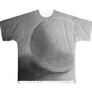 未熟 Full graphic T-shirts