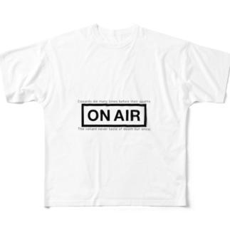 OnAir Full graphic T-shirts