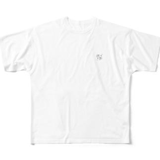ちょう Full graphic T-shirts