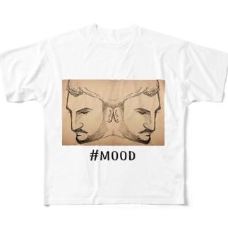 Mood Full graphic T-shirts