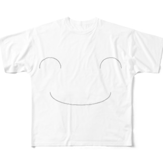 hatasmile Full graphic T-shirts