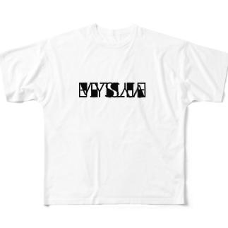 myslee2 Full graphic T-shirts
