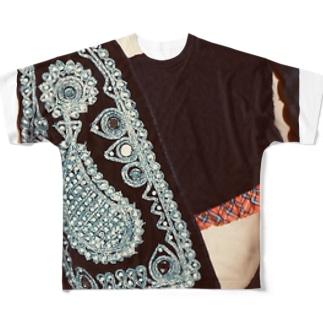 愛の機械Tシャツ Full graphic T-shirts