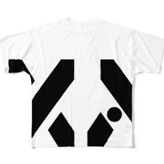Xeno_Anarchy™ Logo Full graphic T-shirts