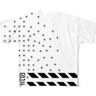 0141 Full graphic T-shirts
