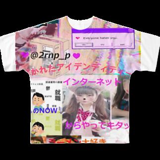 浮かれたアイデンティティーの【激レア】浮かれたアイデンティティー Vo.2【伝説のPart2】 Full graphic T-shirts