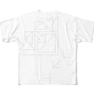 YECD 12:9:9:0 Full graphic T-shirts