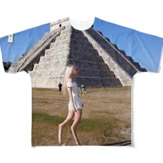 マヤ  Full graphic T-shirts