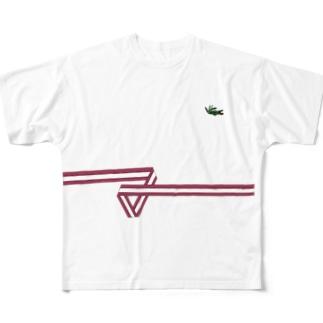 O DO RU Full graphic T-shirts