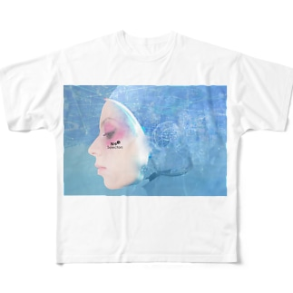 Android Full graphic T-shirts