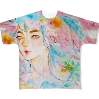ephemeral Full graphic T-shirts