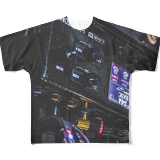 【Pシャツ】Ba.修 x エロックンドールズ002 Full graphic T-shirts