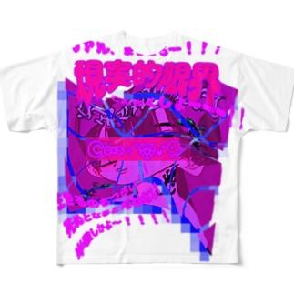 ‼️ Full graphic T-shirts