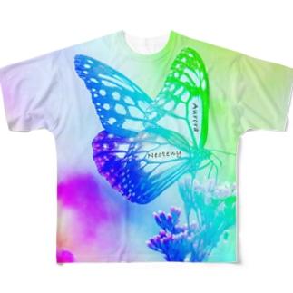 Aurora Full graphic T-shirts