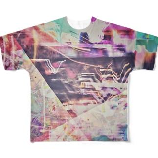 花火を見ていた頃 Full graphic T-shirts