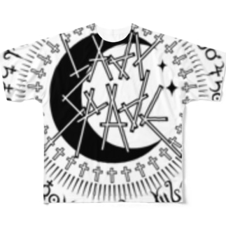 zodiacsign SPD Full graphic T-shirts