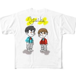 よ15 Full graphic T-shirts