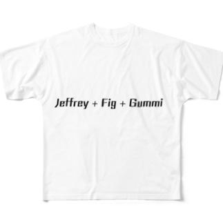 JFG Full graphic T-shirts