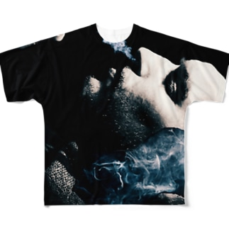 Smokey! Full graphic T-shirts