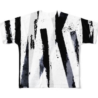 Straight and Even Full graphic T-shirts