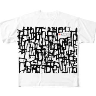 Cancer Full graphic T-shirts