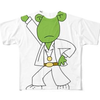 DISCO FROGBERT Full graphic T-shirts