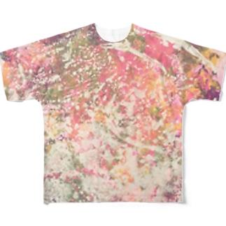 奇跡の堆積 Full graphic T-shirts