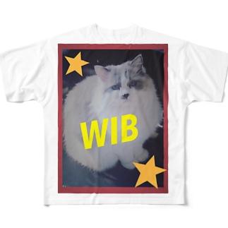 WIB Full graphic T-shirts