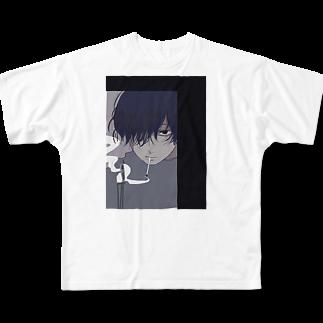 sleeepy0ooのsleeepy  2.3 Full graphic T-shirts