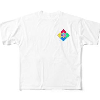◇ Full graphic T-shirts