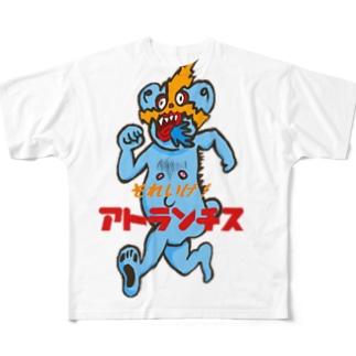 それいけकԑʖˋƕՇƖ ıན๑ㄟ˝क Full graphic T-shirts