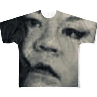 SADAHARU HIGA HAUTE COUTURE・アムロにはなれなかったけどトシミにはなれた女装2。  Full graphic T-shirts