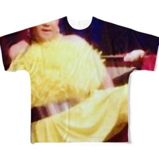 アムロにはなれなかったけどトシミ〜にはなれた女装3。  Full graphic T-shirts