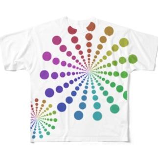 HaNaB! Full graphic T-shirts