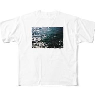 エモ海 Full graphic T-shirts
