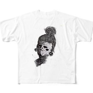 セニョリータ Full graphic T-shirts