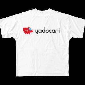 モルTのヤドカリ Full graphic T-shirts