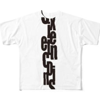 sixteencoins_2019 Full graphic T-shirts