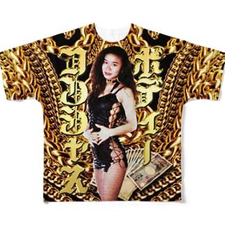 BODYCON$CIOU$ Full graphic T-shirts