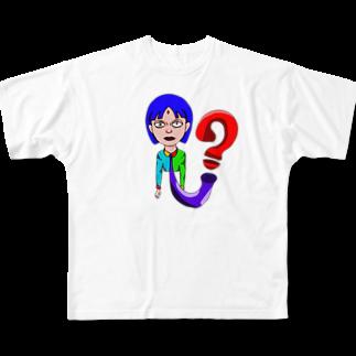 リクトの絵の   りくとの絵 Full graphic T-shirts