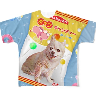 candy Full graphic T-shirts