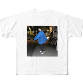 NONTOKYO輝 Full graphic T-shirts