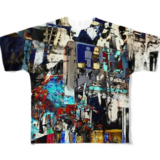 fm_18_Collage Full graphic T-shirts