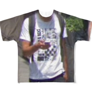 tets Full graphic T-shirts