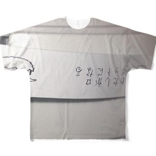 タイトル Full graphic T-shirts