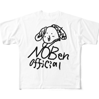NOBen  official Full graphic T-shirts