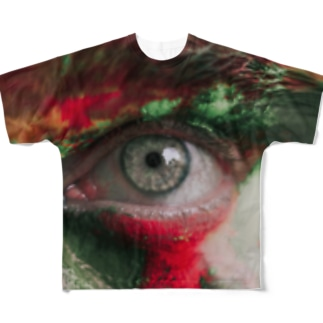 eye2 Full graphic T-shirts